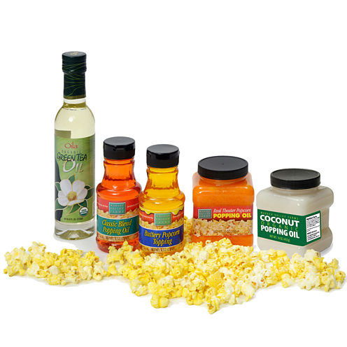 Wabash Valley Farms™ Premium Popping Oil Set