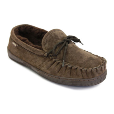 jcpenney.com | Lamo Moccasin Mens Suede Slippers