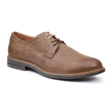 jcpenney.com | IZOD® Chad Mens Round Toe Lace Up Oxfords Shoes