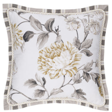 "jcpenney.com | Williamsburg Eve 18"" Square Decorative Pillow"