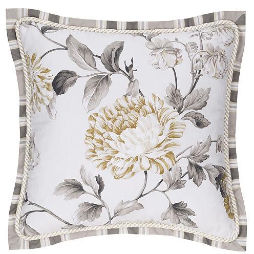 """Williamsburg Eve 18"""" Square Decorative Pillow"""