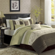 Madison Park Estella 6-pc. Duvet Cover Set