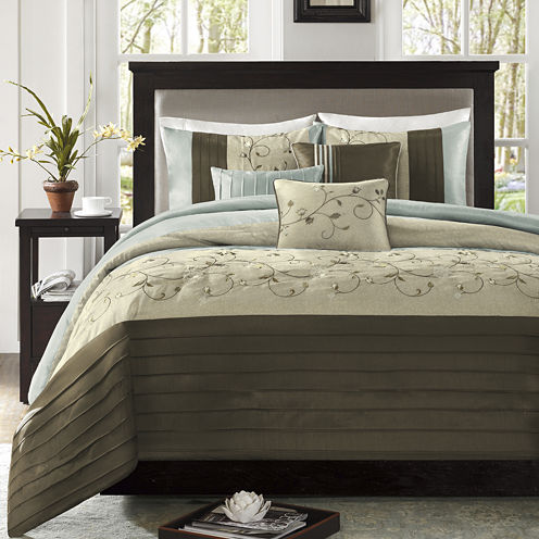 Madison Park Grace 6-pc. Duvet Cover Set