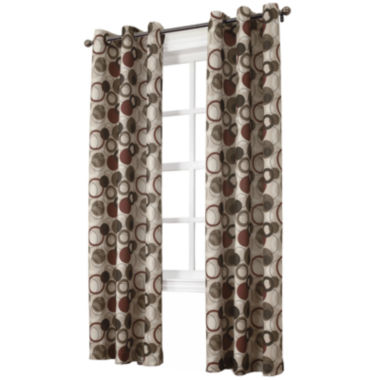 jcpenney.com | No. 918 Juno Grommet-Top Curtain Panel
