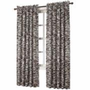 Sun Zero™ District Room-Darkening Grommet-Top Curtain Panel
