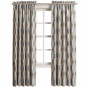 Sun Zero™ Soneca Room-Darkening Grommet-Top Curtain Panel