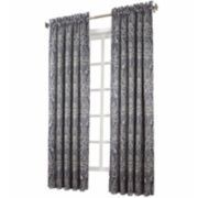 Sun Zero™ Amari Room-Darkening Grommet-Top Curtain Panel