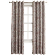 Sun Zero™ Danna Room-Darkening Grommet-Top Curtain Panel