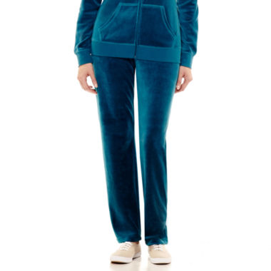 jcpenney.com | Made For Life™ Velour Pants