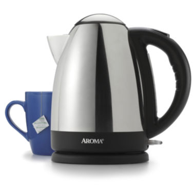 jcpenney.com | Aroma AWK-125S Hot H20 X-Press 7-Cup Electric Water Kettle