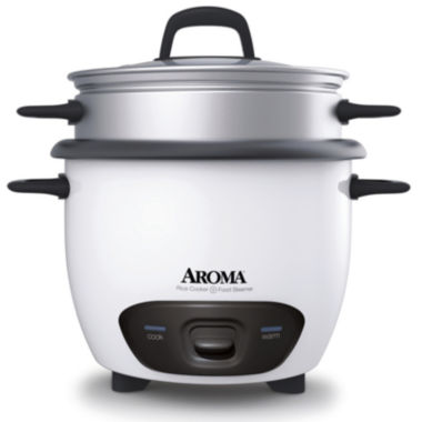 jcpenney.com | Aroma ARC-747-1NG 14-Cup Rice Cooker and Food Steamer