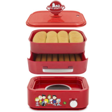 jcpenney.com | Peanuts Hot Dog Steamer