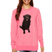 I 'Heart' Ronson® Long-Sleeve Maude Dog Sweatshirt