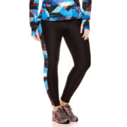 Xersion™ Print Side-Panel Leggings - Plus