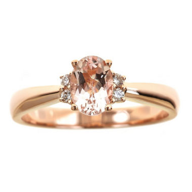 jcpenney.com | LIMITED QUANTITIES! Diamond Accent Pink 14K Gold Cocktail Ring