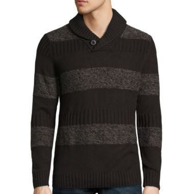 jcpenney.com | Silverlake Long Sleeve Sweater Knit Pullover Sweater