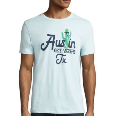 jcpenney.com | Arizona Short Sleeve Crew Neck T-Shirt