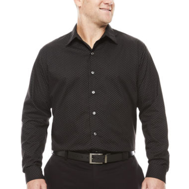 jcpenney.com | Van Heusen Long Sleeve Engineered & Printed Wovens- Big & Tall