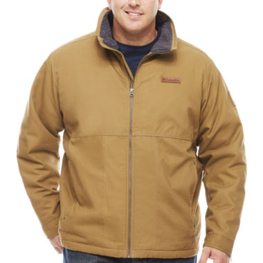 jcpenney.com | Columbia Shirt Jacket Big and Tall
