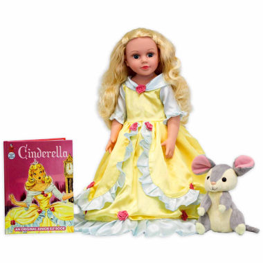 jcpenney.com | Dazzleworks Deluxe Once Upon A Time Storybook Doll