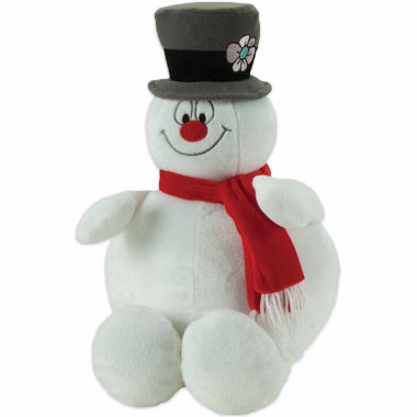 "jcpenney.com | Toy Factory 35"" Frosty Cuddle Plush"""