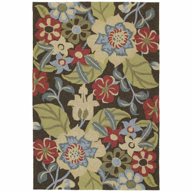 jcpenney.com | Kaleen Habitat Floral Hand Tufted Rectangle Rugs