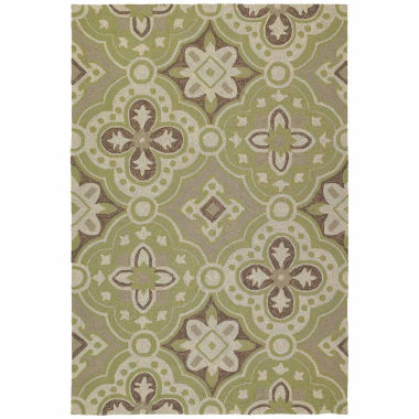 jcpenney.com | Kaleen Habitate Clover Hand Tufted Rectangle Accent Rug