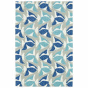 Kaleen Kaleen Sea Isle Rug Collection Hand Tufted Rectangle Accent Rug