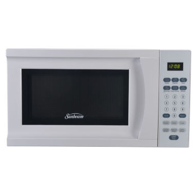 jcpenney.com | Sunbeam SGS90701 0.7-Cubic Foot Microwave Oven