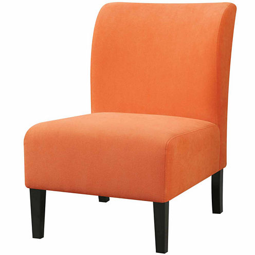 Fabric Accent Chair