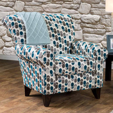 jcpenney.com | Fabric Roll-Arm Chair
