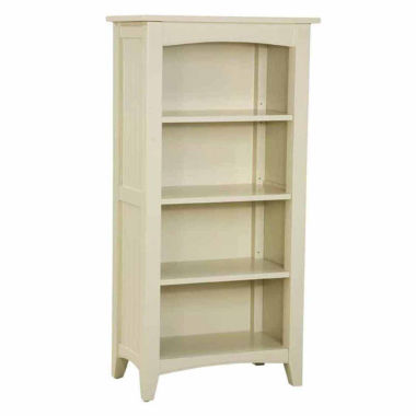 "jcpenney.com | 48"" 3 Shelf Shaker Cottage Bookcase"