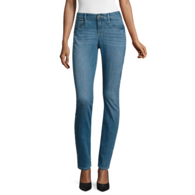 jcpenney.com | Bold Elements® Side Stud Skinny Denim