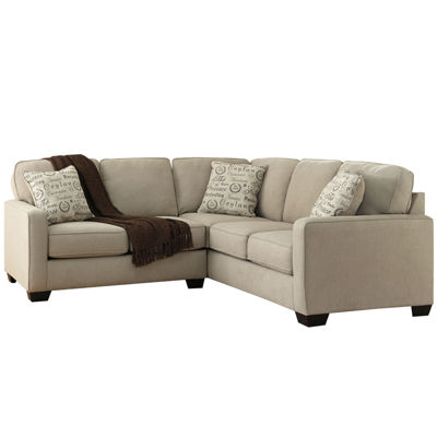 Signature design by ashley camden sofa jcpenney for Jcpenney living room chairs