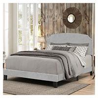 Bedroom Possibilities Addison Upholstered Bed (Queen)