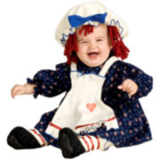 Yarn Babies® Ragamuffin Dolly Toddler 2t-5t Costume