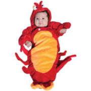 Lobster Bunting Costume – Infant