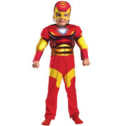 Iron Man™ Muscle Toddler Costume