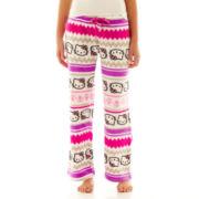 Hello Kitty® Fleece Sleep Pants