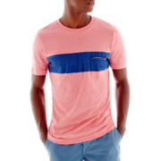 Arizona Chest Stripe Tee