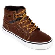 Vans® Sanction Boys Skate Shoes - Little Kids/Big Kids