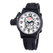 Disney Marvel Mens Spider-Man Crown Protector Watch