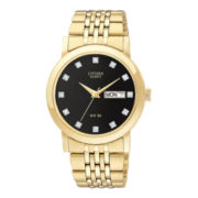 Citizen® Mens Gold-Tone Watch BK4052-59F