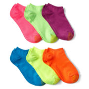 GoldToe® 6-pk. Jersey No Show Socks