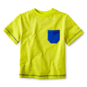 Okie Dokie® Colorblock Tee - Boys 12m-6y
