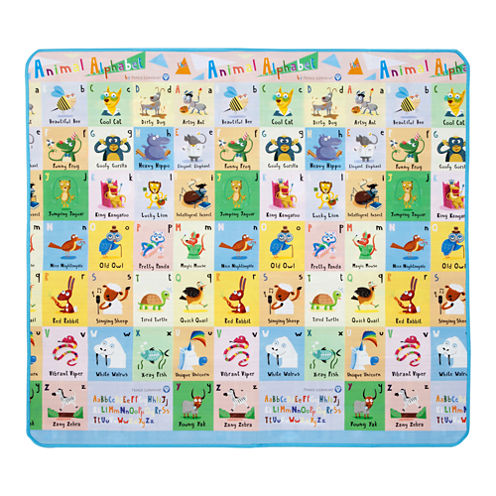 Prince Lionheart® Reversible playMAT - City/ABC