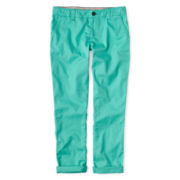 Arizona Colored Skinny Chinos - Girls 6-16 and Plus