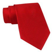 Stafford® Textured Neat Solid Necktie XL