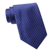 Van Heusen® Mini Box Silk Tie - Extra Long