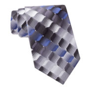 Van Heusen® Shaded Geo Silk Tie - Extra Long